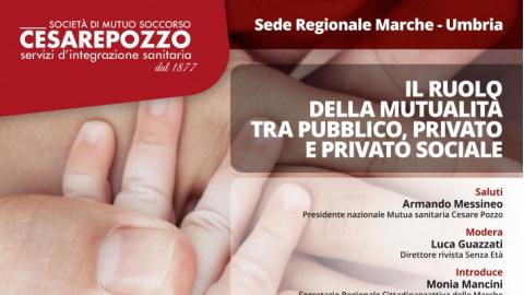 Societa Nazionale Di Mutuo Soccorso Cesare Pozzo E Cittadinanzattiva Per Il Ruolo Della Mutualita