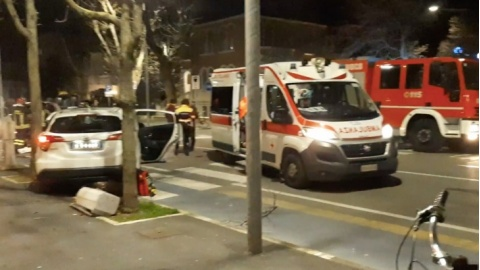 incidente via marconi